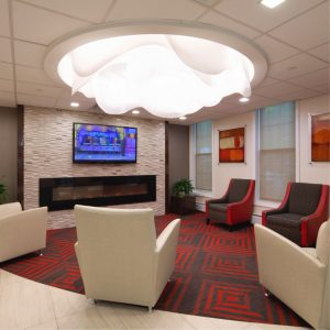 Little Neck Care Center Lounge
