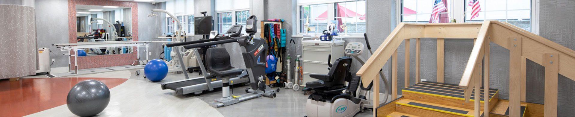 Little Neck Care Center Fitness Center